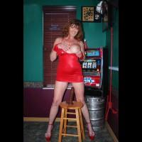 Uk Redhead Wife Marlene
