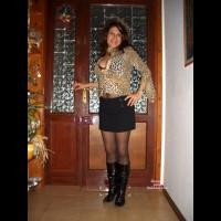 Sexycri: Leopard Blouse