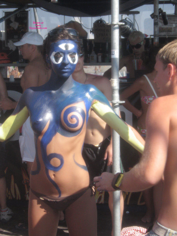 Pic #3 Kazantip Body Painted