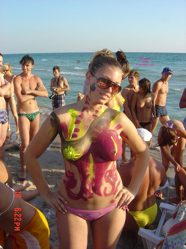 Pic #6 Kazantip Body Painted