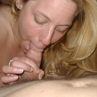 *JO Katie's First BJ on Camera