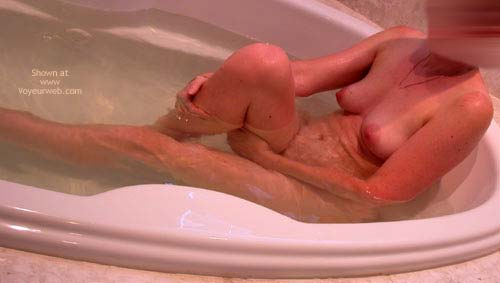Pic #5 - Clarissa In The Tub 2