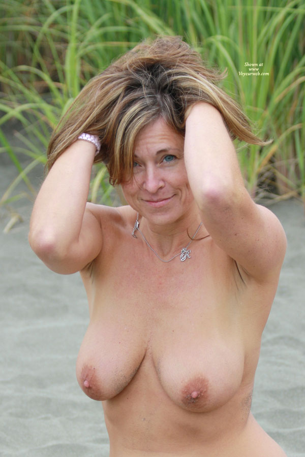 Pic #9 Gettin Naked In The Sand