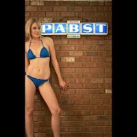 Pabst Blue Bikini