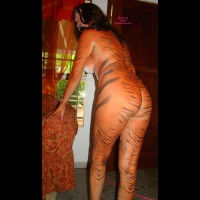 Tiger Woman 1 (Body Paint)