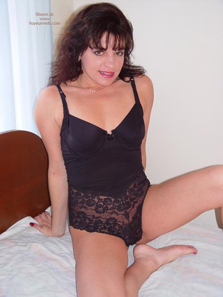 Pic #4 - Cherokee Black Teddy Seduction