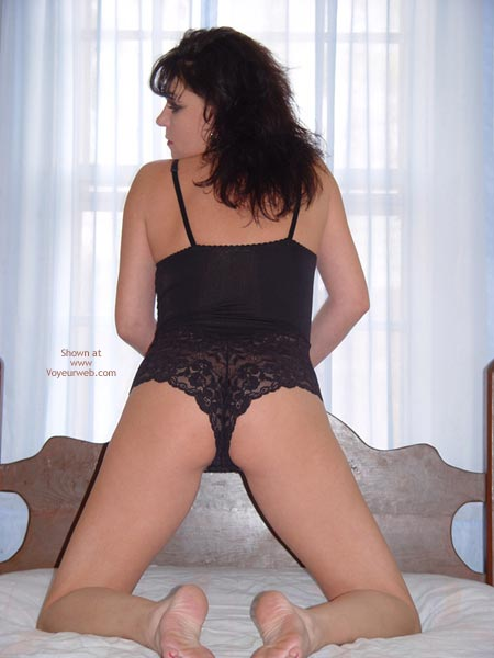 Pic #5 - Cherokee Black Teddy Seduction