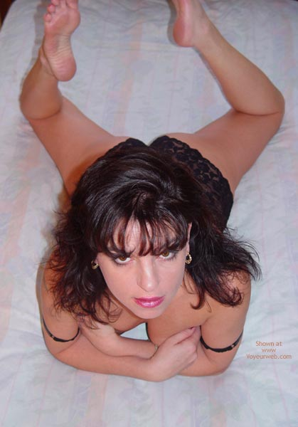 Pic #6 - Cherokee Black Teddy Seduction