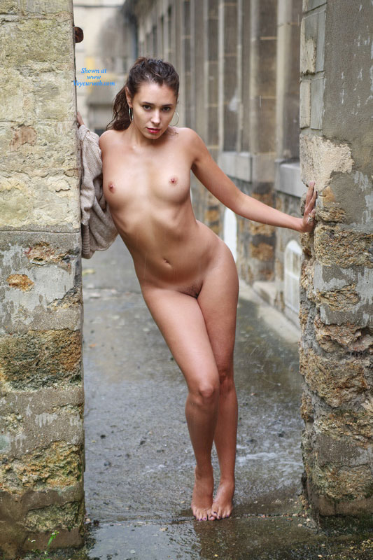 Nude Outdoor Video