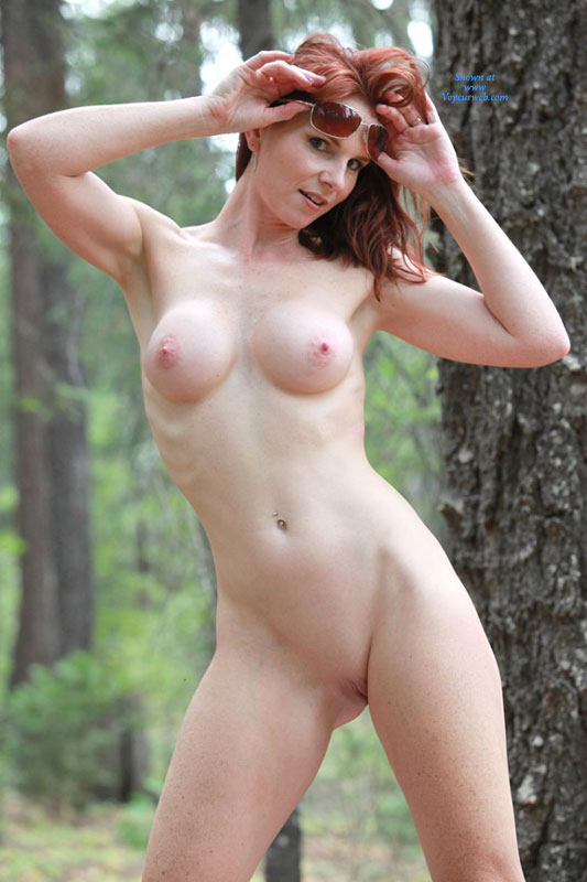 Pic #1 - Naughty In Nature - Bald Pussy, Naked Girl , Model Sans Clothes, Round Tits And Bald Beaver, Wood Nymph, Cute Cunt, Red And Pink, Round Tits, Redhead, Pussy Galore, Sexy Smooth Twolly