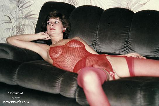 Pic #3 - Judy In Red