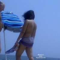 On The Beach At Sandy Hook
