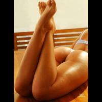 Feet Crossed