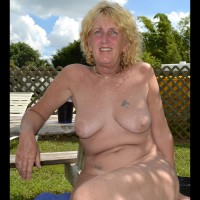 Full Figured Mature Woman
