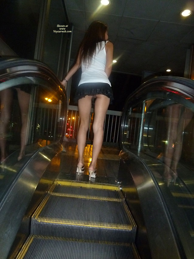 Kyla cole nue escalator
