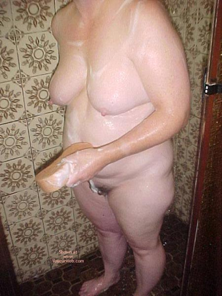 Pic #3 - Caught In The Shower (1st Contri)