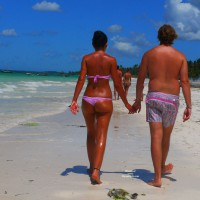 Italian Butts In Zanzibar - II