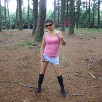 Sacha Again In The Forest