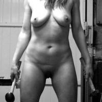 Sexyptitange At Work  Bricolage