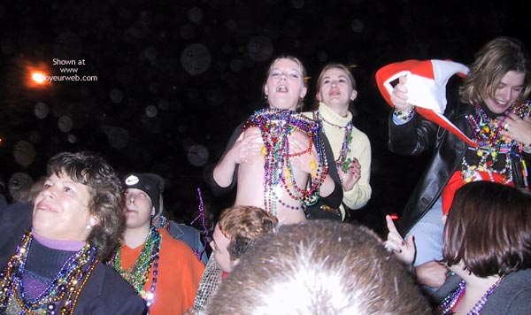 Pic #2 - St. Louis Mardi Gras 2002