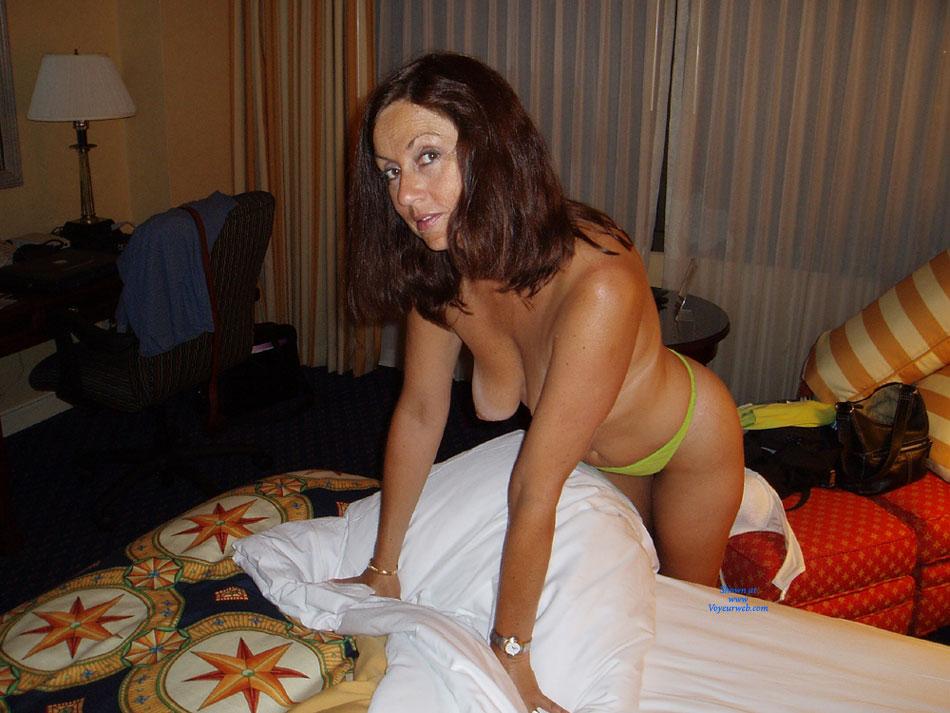 Candi from hotel voyeur