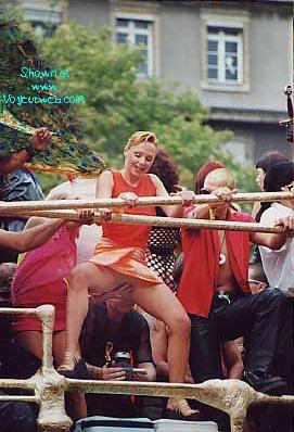Pic #3 - love-parade 2000 in Berlin
