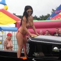 Topless Car Wash 2