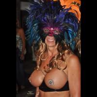 Fantasy Fest Smokin Ladies