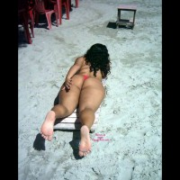 Brazil: Lane In Beach