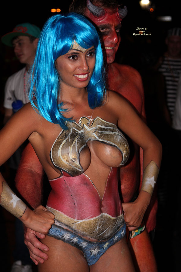 Nude Bodypaint