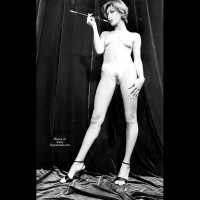 Italian Style In Black And White (2)