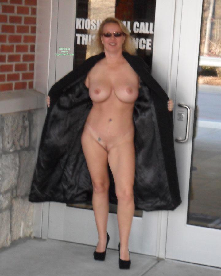 nude under coat