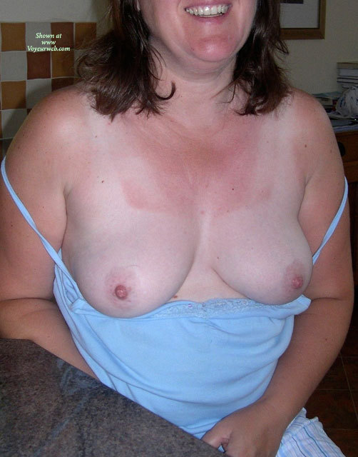 Pic #1 - Her Breasts , Her Best Features