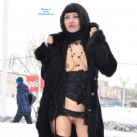 MRISA: public flashing in winter