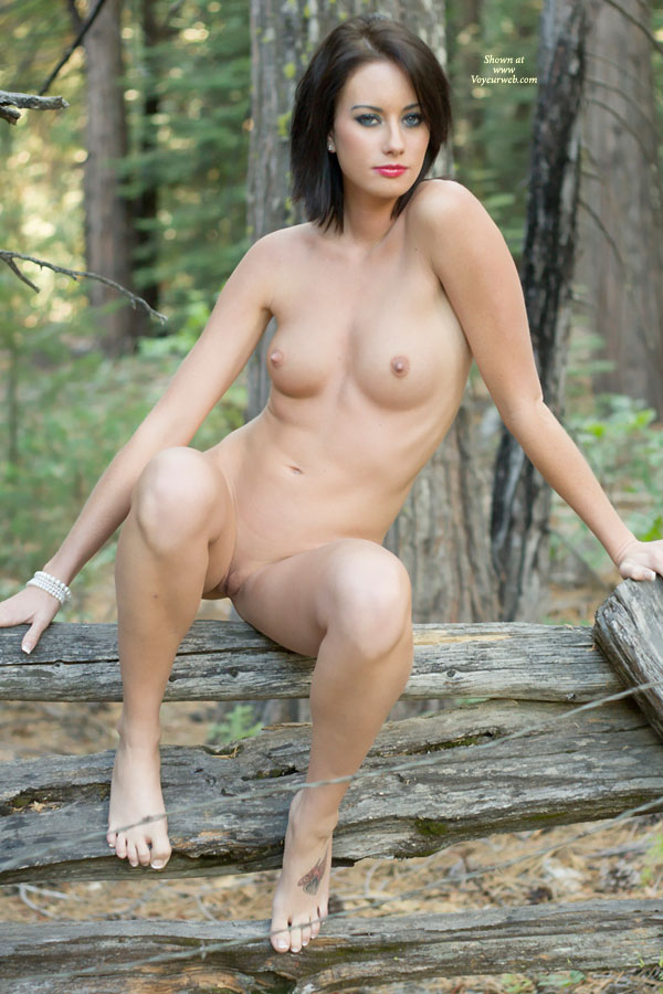 Pic #1 - Naked Sexy Girl Sitting On Wood - Dark Hair, Erect Nipples, Hard Nipple, Nude Outdoors, Perfect Tits, Shaved Pussy, Small Breasts, Bald Pussy, Hairless Pussy, Naked Girl, Sexy Figure, Sexy Girl, Sexy Woman , Nude Chick Outdoor Sitting, Shaved, Wood Nymph, Foxy Wood Nymph