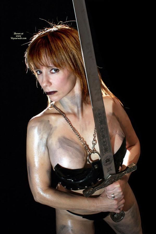 Pic #1 - She Warrior , Some Hot Pictures Of My Wife.