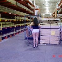 In The Hardware Store