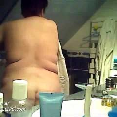 Cam In The Bathroom