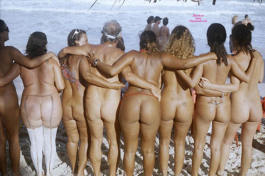 Warm Naked Pictures Rio Beach Photos