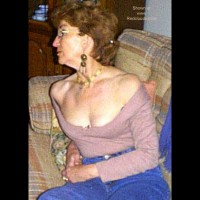 Sexy Gramma Is In Her Fifties