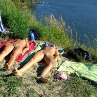 River Nude Beach