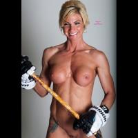 Lacrosse Player II