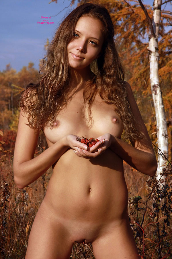 Pic #1 - Very Sexy Naked Chick In Nature - Brunette Hair, Erect Nipples, Shaved Pussy, Bald Pussy, Naked Girl, Sexy Face, Sexy Woman , Naked Beauty, Smooth Twolly, Green Eyes, Sexy Smooth Coozie, Long Curly Brunette Hair, Nature Lover, Gorgeous Pussy Lips