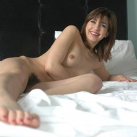 Nude Woman On Bed - Sexy Woman
