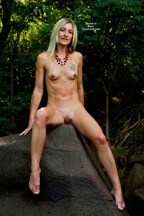 Pic #4 - Valerie In Nature