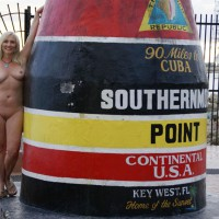 Southern Point Fun , Key West Vaction At Best, Captain Morgan Involved  Rrrrrrrrrrrrr !!!!!!!!!!!!!