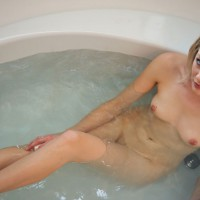 Naked Milf In Tub - Blonde Hair, Long Legs, Milf, Pierced Nipples, Topless, Bald Pussy, Naked Girl, Nude Wife, Sexy Figure, Sexy Legs