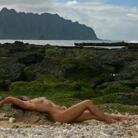 Cortona: reclining nude