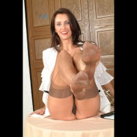 Angie, The Elegant Milf As Secretary 2