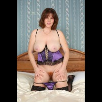 Lisajane In Purple